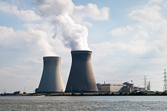Electrical signature analysis for power plant pump performance assessment