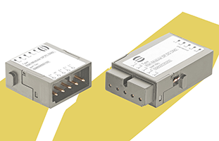 Surge protection added to industrial connector series