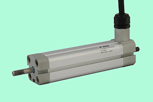 Linear actuator uses shape memory alloy to offer high force and precision