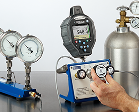 Digital pressure calibrator system addresses traceability - CPECN