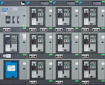 Switchgear for arc flash safety and equipment protection