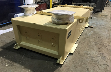 Triplepoint Environmental specifies DDI heater exchanger for aerobic lagoon application