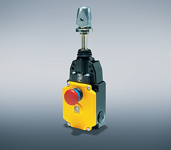 Rope pull switch adds layer of safety to production areas