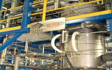 DuPont, Archer Daniels Midland open biobased pilot facility