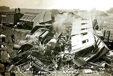 Railroad Safety: a century of progress