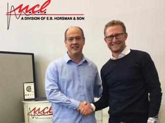 E.B. Horsman & Son acquires Measurement & Controls Ltd.