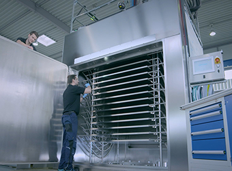 Optima pharma joins consortium for freeze-drying innovations