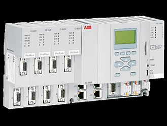 Upgraded distributed control system for process industries