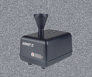 Real-time particle measuring systems sensitive to 0.2 microns