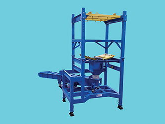 Loss-in-weight batching feeder system