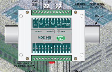 Expansion module extends capture of digital and analog events