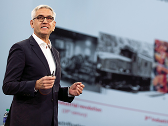 ABB unveils four entrepreneurial businesses at ABB Customer World 2019