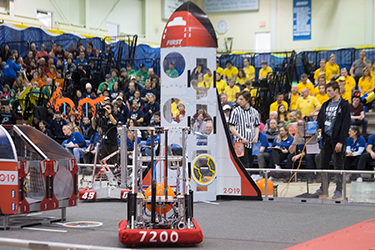 Barrie District FIRST Robotics competition a huge success