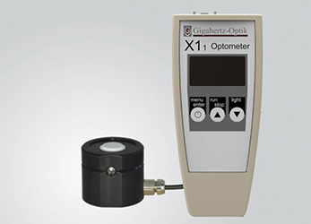 IR LED radiometer provides irradiance measurement in lab or field