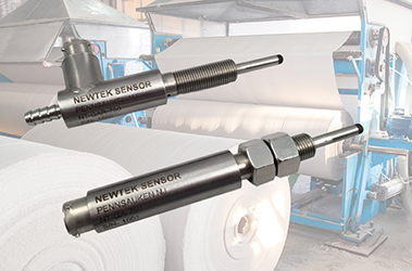 Spring-loaded LVDT performs in corrosive environments