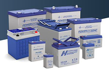 X Tronics signs Power-Sonic Rechargeable Batteries