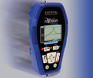 Reference pressure instrument replaces chart recorders