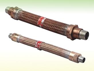 Line of hazardous location stainless steel flex couplings