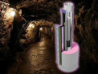 Level gauge improves safety and operations for underground mine