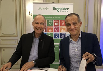 Schneider Electric Foundation partners with the Solar Impulse Foundation