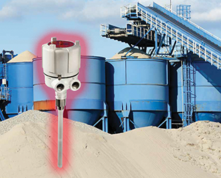 Capacitance level sensors for inventory control