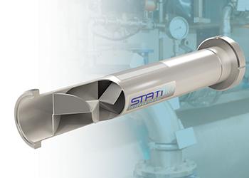 Accurate, efficient mixers reduce material consumption