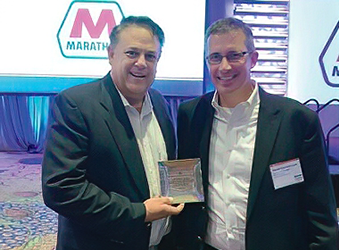 ERIKS North America recognized by Marathon Petroleum as a top supplier