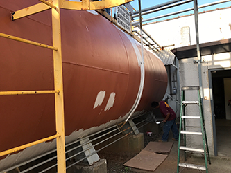 Reinventing primer to prevent chemical facility corrosion