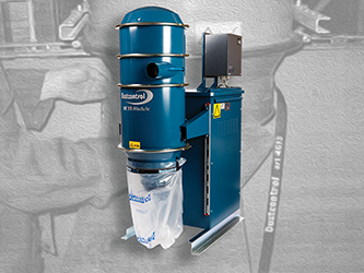 Dust extractor good for cleaning and source extraction
