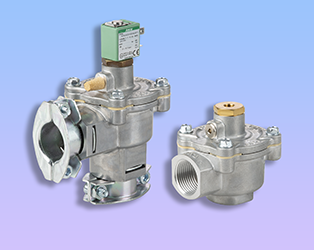 Pulse valve lowers maintenance in reverse-jet dust collectors
