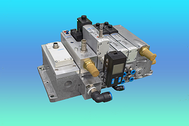 IO-Link valve terminal provides power plus flexible connectivity