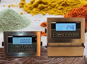 Intrinsically safe weighing instruments