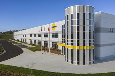 Interroll second plant in Atlanta starts operation
