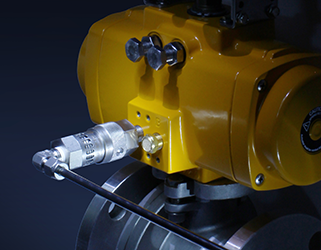 Valve adds fire safety to pneumatically-actuated control systems