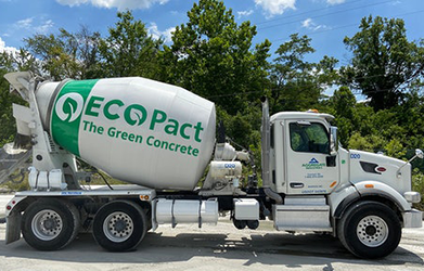 Lafarge launches locally produced ECOPact 'green' concrete across Canada