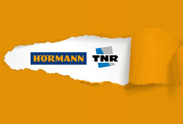 TNR launches co-branding with the Hörmann Group
