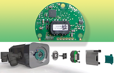 Battery-free rotation counts with multiturn module for rotating machinery