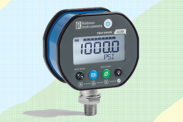 Field gauge for monitoring, calibration and testing