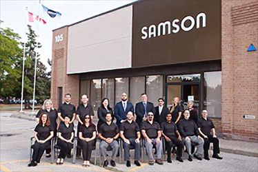 Samson Controls Canada joins Valve Manufacturers Association