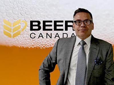 Beer Canada appoints industry veteran CJ Hélie as president