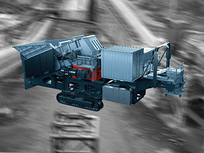 Crushing systems with a sizer crusher for soft ore applications