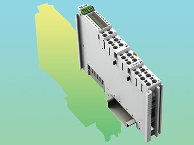 Analog 8-channel input thermocouple module has hazardous locations approval