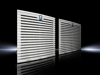 White paper: How to use fan-and-filter units to cool industrial enclosures