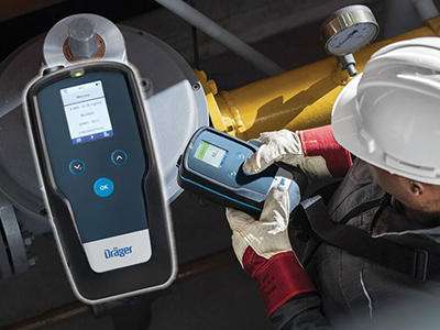 Instrument measures low-quantity gas concentrations including benzene