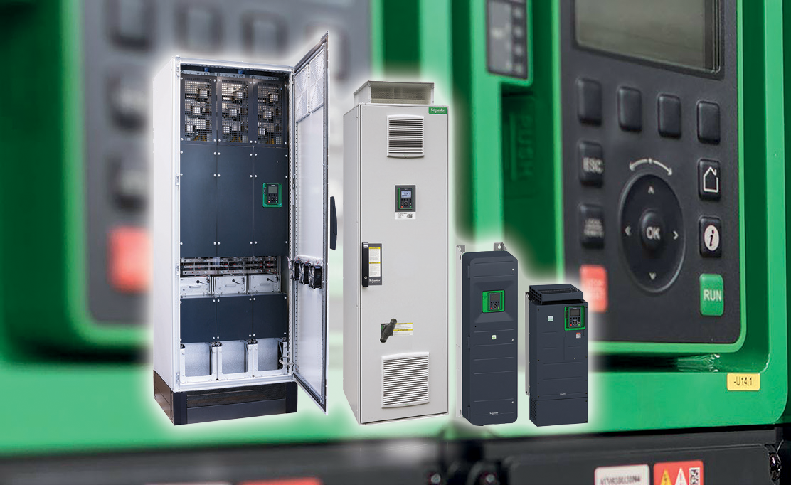 Drives designed to reduce OPEX in wastewater applications